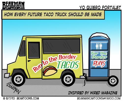 The Taco Truck Of Future